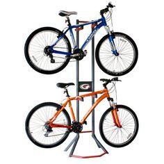 Gear Up Inc. Platinum Series 2 Bike Freestanding Storage Rack