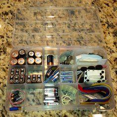 Batteries/felt pads/etc.