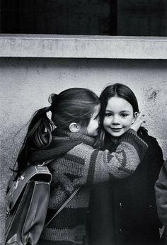 Le Secret, Eglantine et Laurence, Paris 1979 Jean-Philippe Charbonnier