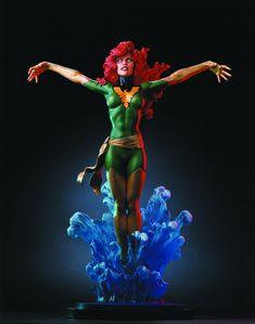 Phoenix Statue from Bowen Designs