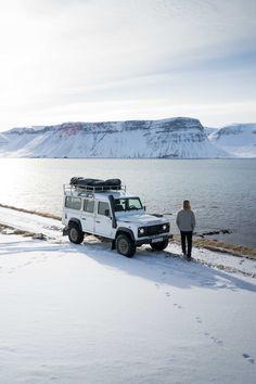 Stance Adventures - Heidar Logi in Iceland