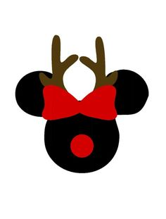 For 2011 Disney Xmas  Minnie -   #2011 #Disney #for #Minnie #Xmas #interiordesign #interior #design #art #diy #home
