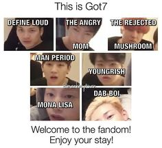 I love them all, but the best one by FAR has got to be 'The Rejected Mushroom'. XD