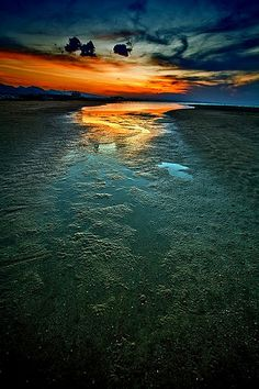 Beach Sunset  - Explore the World with Travel Nerd Nici, one Country at a Time. http://travelnerdnici.com/