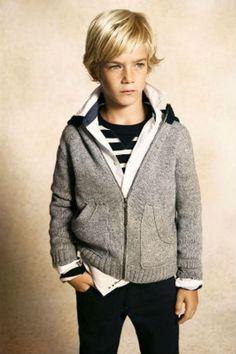 Coiffure enfant garçon - Coupe garçon : 55 coiffures pour un petit garçon trop mignon !