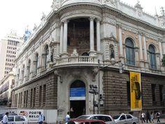 Centro Cultural da Justiça Eleitoral - Rio de Janeiro downtown