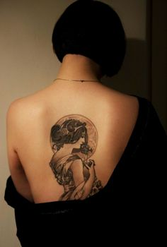 alphonse mucha tattoo | Please enable JavaScript to view the comments powered by Disqus. blog ...