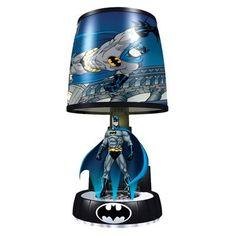 KNG America 1428 Batman Animated Lamp