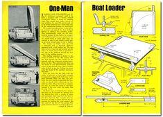 Car Top Boat Loader Plans
