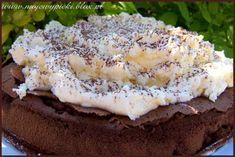 Czekoladowa chmura (chocolate cloud cake)