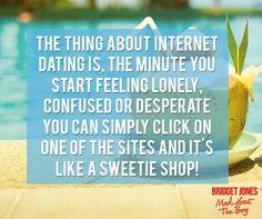 Bridget Jones Mad about the boy Bridget Jones, The Minute, Feeling Lonely, Literature, Mad, Dating, Feelings, Boys, Literatura