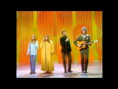 """The Mamas and The Papas - """"Creque Alley""""--From The Ed Sullivan 1967) - YouTube A musical history lesson on the Folk music scene in the 60's-70's...This Foursome Stand As The Most Successful Folk/Pop Crossover Group Of Their Time...What Harmony & Vocals As They Tell Their Own Story...Love This Great Song!!"""