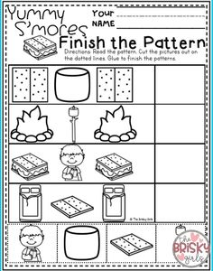 Preschool Summer Packet Distance Learning Take Home Packet Preschool Preschool Workbooks, Preschool Learning Activities, Preschool Lessons, Preschool Crafts, Toddler Activities, Scissor Practice, Cutting Practice, Scissor Skills, Shape Activities