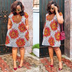 The complete pictures of latest ankara short gown styles of 2018 you've been searching for. These short ankara gown styles of 2018 are beautiful Short African Dresses, Ankara Short Gown Styles, Short Gowns, African Print Dresses, African Clothes, African Prints, African Fabric, African Dress Styles, Best African Dress Designs
