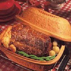 Slow Cooker Recipes, Gourmet Recipes, Beef Recipes, Cooking Recipes, Boneless Chuck Roast Recipes, Beef Stroganof, Crockpot, Beef Pot Roast, Clay Pots