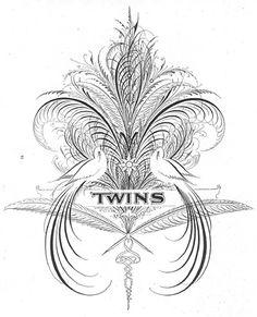 Studies in Pen Art (1914) by William E Dennis