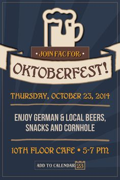 Trendy Blue Stripe Oktober Festival Beer Party Invitation Template Oktoberfest Invitation.