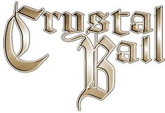 Melodic Hardrock from Switzerland Crystal Ball, Logo, Crystals, Logos, Crystal, Crystals Minerals, Environmental Print