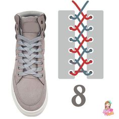 21 Ideas For Diy Clothes Lace Ideas Ways To Lace Shoes, How To Tie Shoes, Your Shoes, Converse Haute, Basket Originale, Creative Shoes, Fashion Shoes, Mens Fashion, Men Style Tips