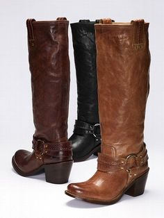 Frye® Carmen Leather Boot #VictoriasSecret http://www.victoriassecret.com/clearance/shoes/carmen-leather-boot-frye?ProductID=70714=CLR?cm_mmc=pinterest-_-product-_-x-_-x