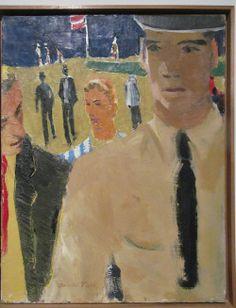 David Park (1911-1960) was een schilder en een pionier op het gebied van de Bay Area Figuratief School van de schilderkunst in de jaren 1950.