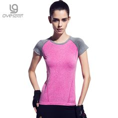Like and Share if you want this  Ovesport Summer Quick Dry Women T Shirt Running Short Sleeve Tights Shirts Fitness Joggings Tops Ladies Breathable Gym T-shirt     Tag a friend who would love this!     FREE Shipping Worldwide     Buy one here---> http://workoutclothes.us/products/ovesport-summer-quick-dry-women-t-shirt-running-short-sleeve-tights-shirts-fitness-joggings-tops-ladies-breathable-gym-t-shirt/    #fitness_wear