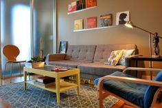 Great Small Spaces: 600 - 900 Square Feet   Apartment Therapy