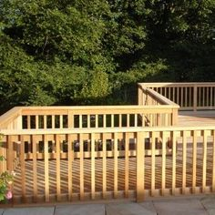 Wooden Balustrade WESTERN Silva Timber Products
