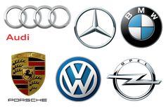 German car brands logos
