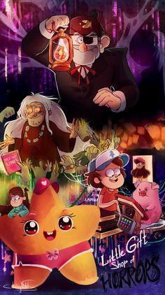 Little+Gift+Shop+of+Horrors+by+CherryVioletS.deviantart.com+on+@DeviantArt