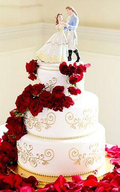 80 beauty and the beast wedding ideas 52 #DisneyWeddingIdeas