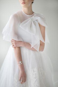Wedding Dresses | Bridal Style | Cool Chic Style Fashion