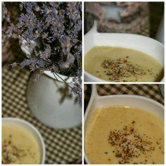 Herbstküche:: Zellersuppe