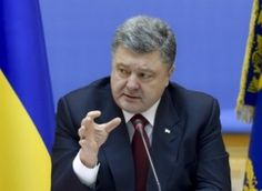 """Poroshenko: The Russian Federation tries """"to steal"""" historic figures in the history"""