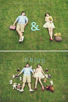 Prewedding สไตล์อื่นหลบไป เพราะ Cute Prewedding สไตล์ใหม่กำลังมา | Happywedding.life