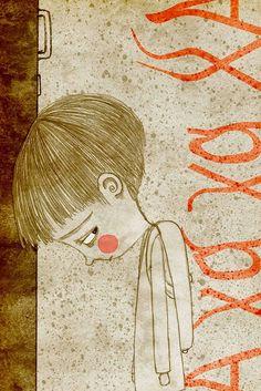 Ένα κείμενο, μία εικόνα: Ο μικρός Κωστάκης Stop Bullying, Anti Bullying, Kids Rugs, Blog, Painting, School, Art, Art Background, Kid Friendly Rugs