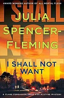 I Shall Not Want by Julia Spencer-Fleming ~ Kittling: Books