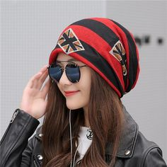 Fashion Headband Hat Multi-function Hat Scarf Neck Outdoor Cycling Baotouladies Knitted Hat – low-priced items from all over the world. Cool Girl Images, Stylish Girl Images, Women's Earmuffs, Beautiful Girl Hd Wallpaper, Boho Fashion Winter, Stylish Dpz, Bonnet Hat, Korean Girl Fashion, Cute Girl Poses