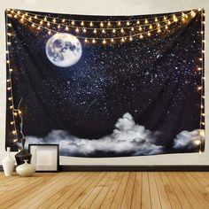 Tapestry Nature, Dorm Tapestry, Tapestry Bedroom, Tapestry Wall Hanging, Tapestries, Space Tapestry, Mandala Tapestry, Bedroom Themes, Bedroom Decor