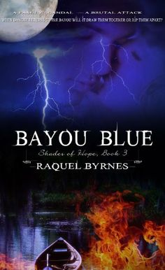 #3 Shades of Hope. Action filled suspense in the Louisiana Bayou.