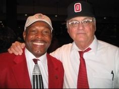 ARCHIE GRIFFIN AND ROGER THOMAS.