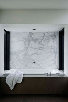 marble slabs feature wall