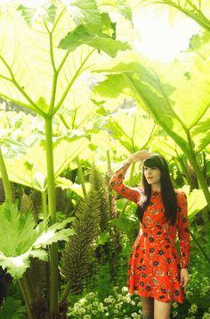 The Cherry Blossom Girl - Thumbelina 04