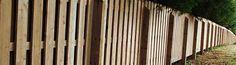 Un model de gard din lemn produs de catre Mobina SRL Suceava. Wood, Places, Model, Furniture, Design, Home Decor, Cots, Decoration Home, Woodwind Instrument
