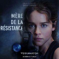 Terminator. Sarah Connor