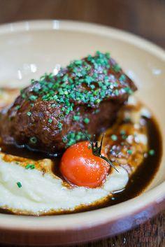 Braised Beef Cheeks @ Balzac Brasserie, Singapore - COOKSNAPEATLOVE
