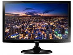 "Monitor LED 21,5"" Widescreen - Samsung S22C301F"