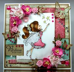 Tiddly Ink image - Fairy Fae Catches a Star...gorgeous!!!