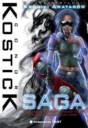Witajcie w świecie Sagi...  W wirtualnym świecie Sagi szaleje na deskolotce piętnastoletnia skaterka Zjawa - członkini anarchistycznego…