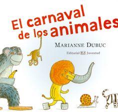 """Soñando cuentos: """"El carnaval de los animales""""."""